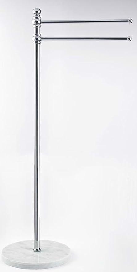 Lámpara de pie Porta Toallas accesorios combinabili inodoro baño italia Linea Low Cost