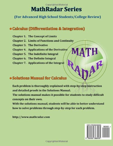 Buy Calculus (Differentiation & Integration): Lesson