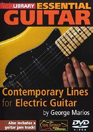 Lick library electric guitar