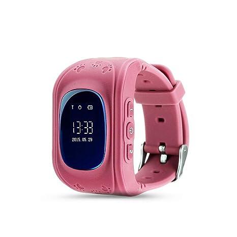 Amazon.com: LARDOO Smart Watch Q50 Kids Relojes con tarjeta ...