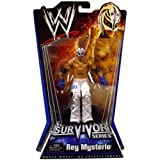WWE Survivor Series Rey Mysterio Figure