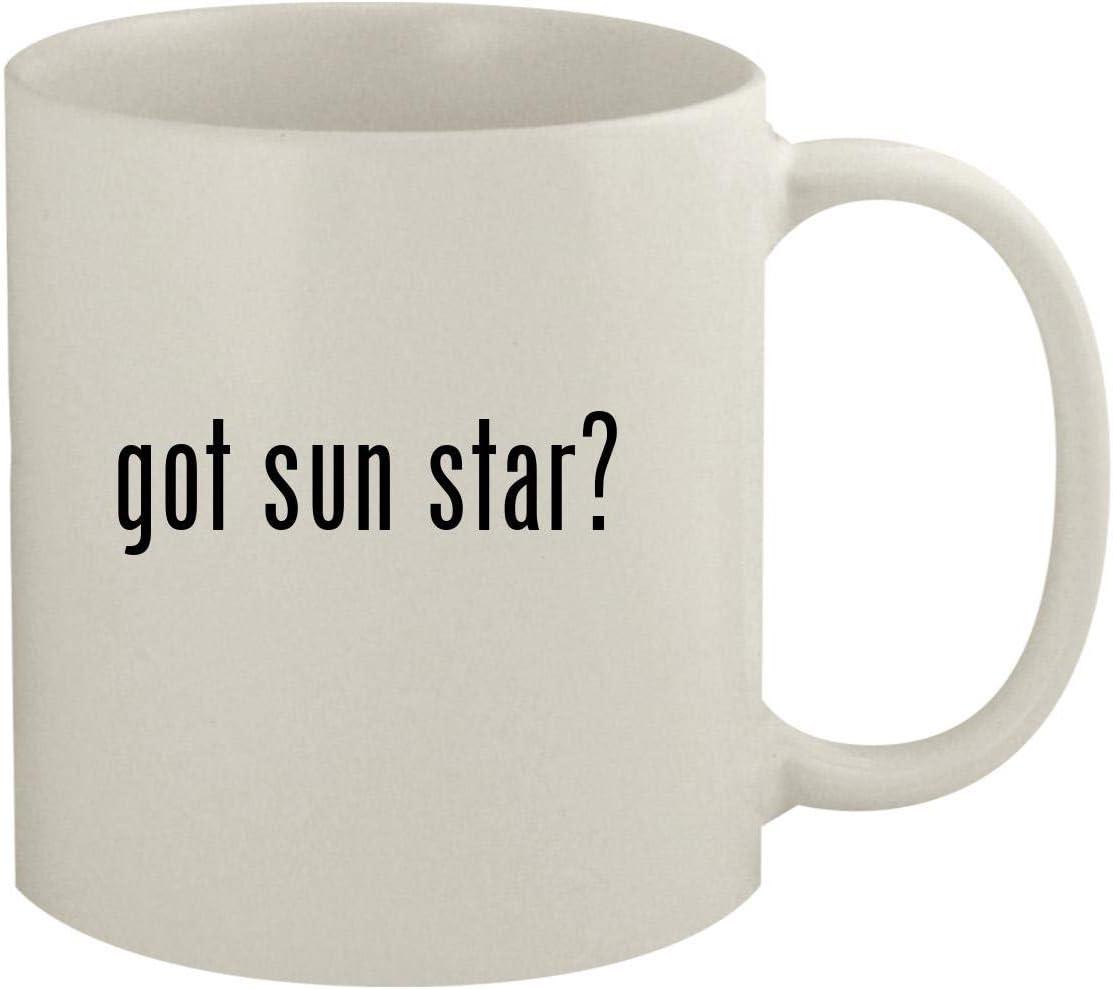 got sun star? - 11oz White Coffee Mug
