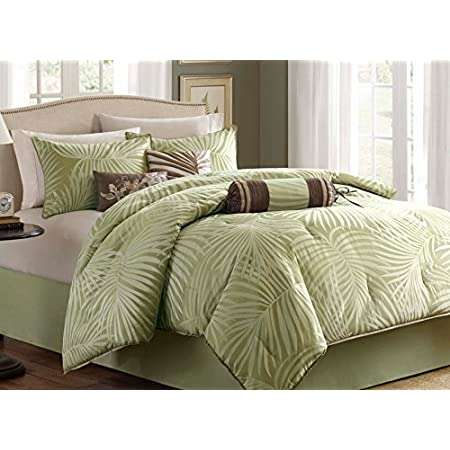 51dqfg%2BzcYL._SS450_ The Best Palm Tree Bedding and Comforter Sets