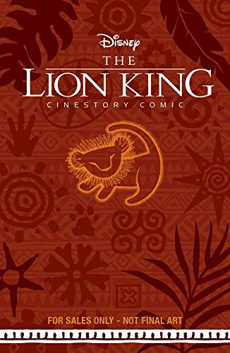 Disney's The Lion King Cinestory Comic - Collector's Edition Softcover (Disney the Lion King Cinestory Comic) cover