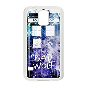 For Samsung S5 Custom Phone Case for Doctor Who 15 Diseño
