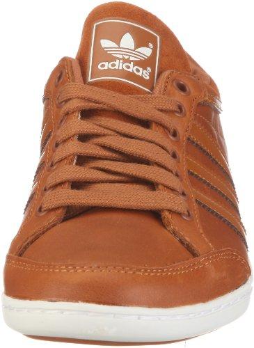 Adidas Cuir Baskets Sneakers Low Camel Plimcana Homme 4RLq3j5A