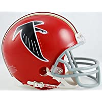 Atlanta Falcons Riddell 66-69 Mini casco de fútbol VSR4 Replica