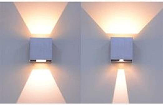 LED MURO ESTERNO Lampada Parete Luci luci esterne muro lampada lampade 230v per esterno