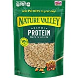 crunchy corn bran - Nature Valley Oats 'n Honey Protein Granola, 11 oz