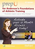 PrepU for Anderson's Foundations of Athletic Training, Anderson, Marcia K., 1469815559