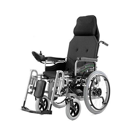 BEIZ Lightweight Mobility Electric Wheelchair