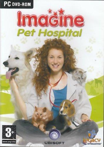 Imagine Pet Hospital PC DVD product image