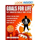 Goals For Life: Set SMARTER Goals That Stick. (Legacy of Impact Book 2)