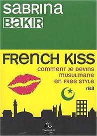 French kiss par Sabrina Bakir