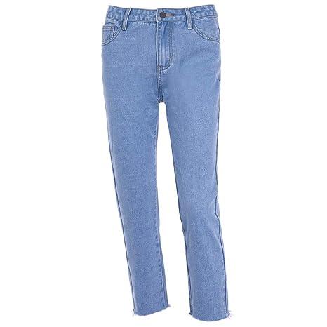 CHoppyWAVE Pantalones Vaqueros para Mujer, Sexy con ...