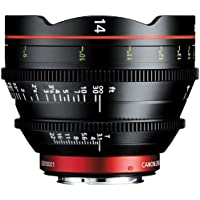 Canon CN-E 14mm T3.1 L F Cinema Prime Lens (EF Mount) - International Version (No Warranty)