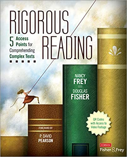 5 Books For Understanding Reading >> Amazon Com Rigorous Reading 5 Access Points For Comprehending