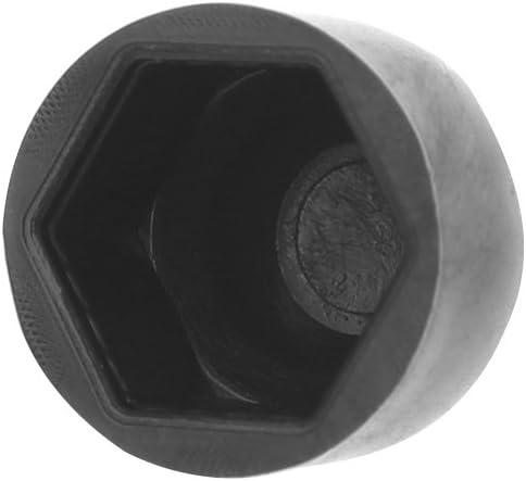 Vxhohdoxs 10 St/ück M6 M8 M10 M12 Bolzenmuttern Kuppelschutz Abdeckkappen Abdeckungen freiliegender Sechskant-Kunststoff M10