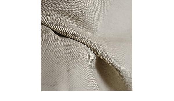 Neutral Linen Cotton Fabric New Erin