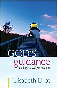Book God's Guidance: Finding His Will for Your Life