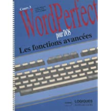 Wordperfect 5.1 dos f.avancees