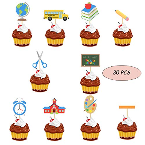 Back To School Dress Up Party - 30 Pcs Back to School, Welcome