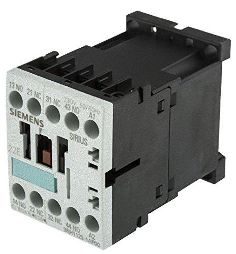 FURNAS ELECTRIC CO 3RH1122-1AP00 Control Relay, 2NO&2NC, 230VAC, 50HZ