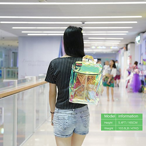 Grün Obst Obst Green Candy Transparent Zicac Girls Grün Color Backpack Ruckscak xwqHB0n87