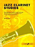 Jazz Clarinet Studies, James Rae, 0571526462