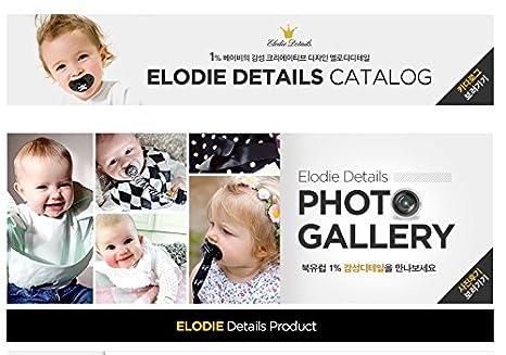 Amazon.com: Elodie Details Fashion Chupete + Pacifer Clip ...