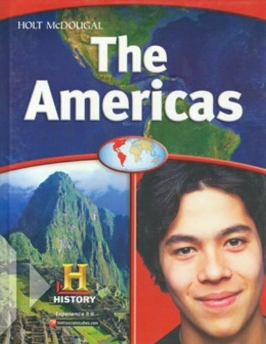 World Regions: The Americas: Student Edition 2012