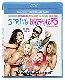 Spring Breakers [Blu-ray + DVD] (Bilingual)