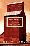 Where You Once Belonged (Vintage Contemporaries)