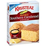 Krusteaz Natural Southern Cornbread & Muffin Mix, 11.5 oz