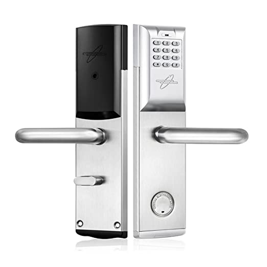 Contraseña puerta electrónica código de bloqueo, tarjeta de ...