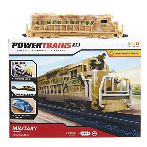 Power Trains Engine Pack  2 By Jakks Pacific Train