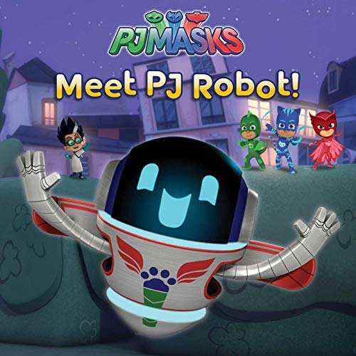 Meet PJ Robot! (PJ Masks)