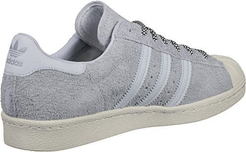 Uomo scarpa sportiva, colore Grigio , marca ADIDAS ORIGINALS, modello Uomo Scarpa Sportiva ADIDAS ORIGINALS SUPERSTAR 80s Grigio Grigio/Bianco