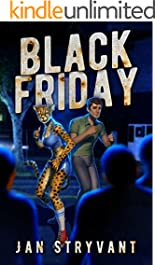 Black Friday (The Valens Legacy Book 1)