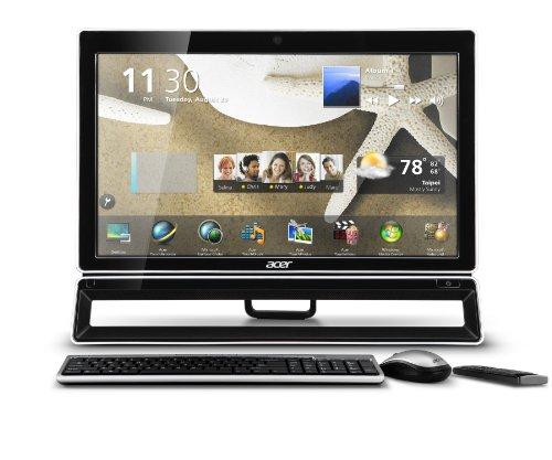 Acer Aspire ZS600 23 inch Non Touch All-In-One Desktop PC (Intel Pentium G640 2.8GHz Processor, 4GB RAM, 1TB HDD, DVDRW…