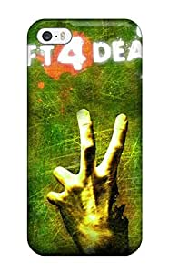 New Style Tpu 5/5s Protective Case Cover/ Iphone Case - Left Dead