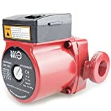 BACOENG Hot Water Circulation Pump Circulating Pump for Central Heating System RS25/6-130mm