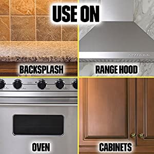 Easy-Off Kitchen Degreaser - uses 1