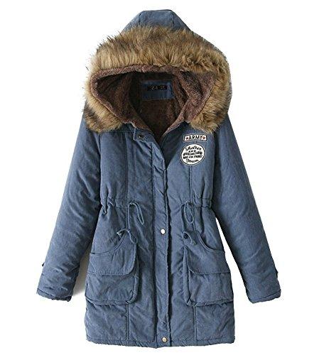 Femmes Parka d'hiver d'hiver vestes vestes Femmes 1wnqxdnP