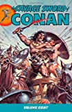 The Savage Sword of Conan Volume 8