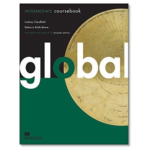 Global Intermediate Course Book: Coursebook