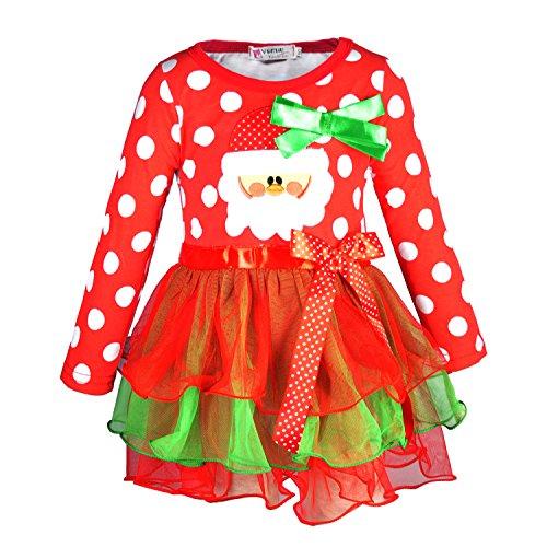 lace polka dot dress - 3