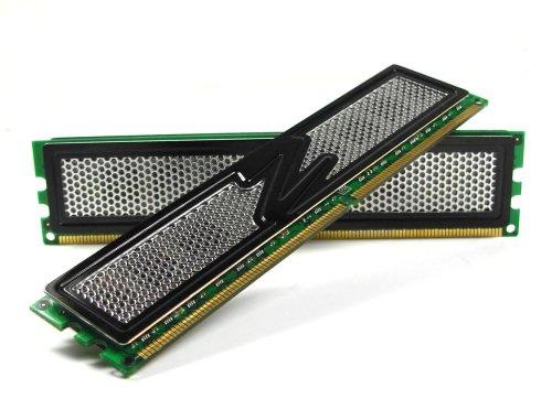 Price comparison product image OCZ 2GB DDR2 667MHz PC2-5400 Dual Channel Kit