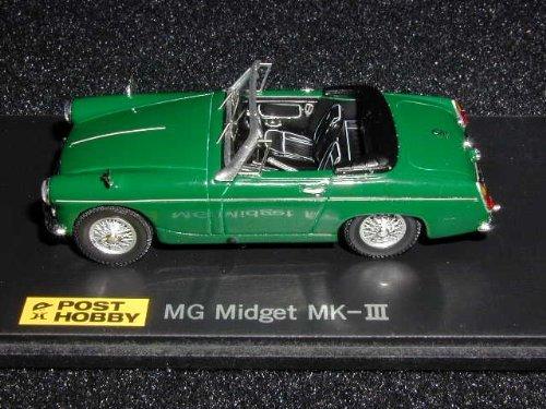 mg midget model