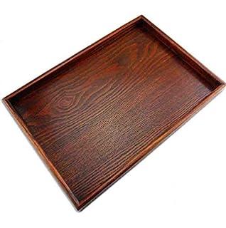 Tablett Holz Design naturehome design tablett nh e nussbaum 64 5x43 serviertablett holz